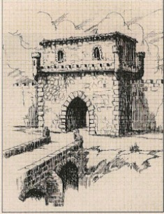 Torre Santa Mª.Bu. XV